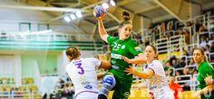 Zöld-fehér fergeteg - Magabiztos játékkal győzött női-kézilabda csapatunk a Békéscsabai ENKSE ellen.