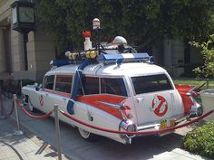 New 'Ghostbusters' Video Game In The Works For PlayStation 4 And Xbox One, Will Launch Alongside Movie In July: Report Holidays Halloween, Halloween Treats, Halloween Fun, Fashion Kids, Truck Or Treat, Gingerbread Christmas Decor, Garden Route, Ghost Busters, Carnival