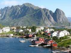 Norwegian Town