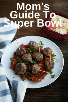 A Mom's Guide To Super Bowl #ShareSabra
