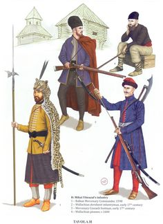 1598 Show Posts - Military Art, Military History, Army Costume, Army Uniform, Fantasy Armor, Fantasy Inspiration, Historical Costume, British History, Eastern Europe
