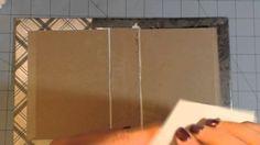 Hidden Hinge Binding- Tutorial...out of focus sometimes but a decent tutorial