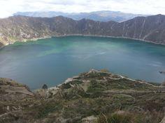#Quilotoa - #Ecuador