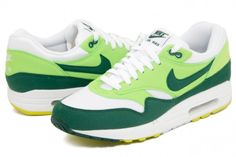 Nike Air Max 1 ND – White/Gorge Green/Action Green