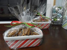 Fawn in BC: Homemade Christmas Candy