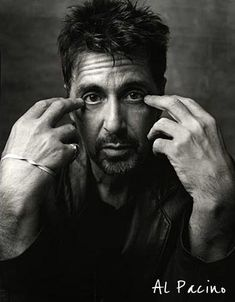 al pacino - I think he just gets better and better with age.