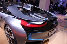 #BMW i8 - This Car Exudes --> #bomiventures