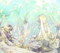 otakus WELCOME ♥ We spam anime, manga, and video game couples of all types! Manga Anime, Anime Chibi, Anime Guys, Anime Art, Gosick Victorique, Koi, Fantasy Character Design, Manga Love, Fanart