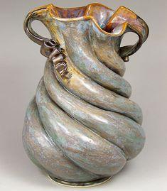 Maggie Jones Turtle Island Pottery NC, handmade pottery nc