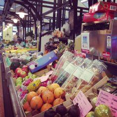 Mercado de Campo de Ourique - www.xanabie.com