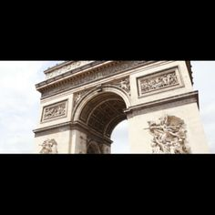 #instagood  #arcodeltriunfo #paristrip #instavideo #loveparis #bigbusview