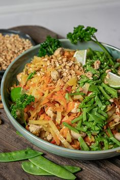 I Love Food, Good Food, Yummy Food, Healthy Recepies, Asian Recipes, Ethnic Recipes, Greens Recipe, Everyday Food, Food Plating