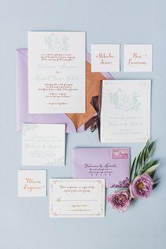 Lavender Wedding Ideas Photography - bradleyjamesphotography.com