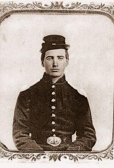 Unknown Civil War soldier