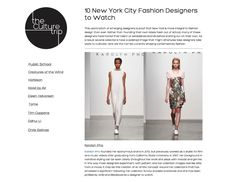 Karolyn Pho Awarded Cultural Status for New York!  Get the full article on The Culture Trip http://theculturetrip.com/north-america/usa/new-york/articles/10-new-york-city-fashion-designers-to-watch/