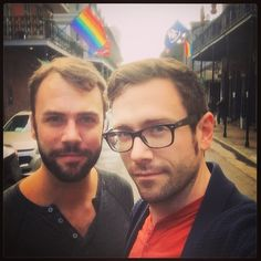 Feb. 19, 2016 - OutTraveler.com - Road to the altar: A day in the left of an engaged gay couple