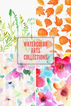 Splendid Watercolor Art Samples For Your Specific Ideas