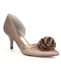 fee2f2e19 Adrianna Papell Riley 12 DOrsay Pumps  Dillards Evening Shoes