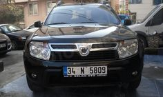 DUSTER DUSTER LAUREATE 1.5 DCI 90 EURO5 2012 Dacia Duster DUSTER LAUREATE 1.5 DCI 90 EURO5