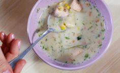 Beatos virtuvė Tiršta žuvienė lašišos sriuba