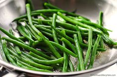 TastyGarlic Lemon Green Beans are a light and delicious side dish to compliment just about any meal, or make a batch for a healthy and crunchy snack. The past few weeks I've been trying to focus on having some non-carb options on hand. I'm always in the mood for potatoes. Like a bunch. But I …