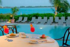 Palappa Restaurant at Grand Isles Exuma, Bahamas at Grand Isle Resort.