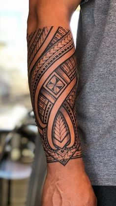 60 Tattoos Forearm Tattoos For Men - Pictures and Tattoos maori tattoo - maori tattoo women - maori Ethnisches Tattoo, Maori Tattoo Arm, Tribal Forearm Tattoos, Tattoo Tribal, Forarm Tattoos, Tribal Tattoos For Men, Tribal Sleeve Tattoos, Forearm Tattoo Design, Irezumi Tattoos