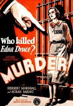 Murder! 1930 https://t.co/UqzQW3eVhI