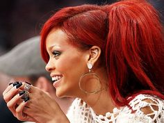 cool Rihanna Nail Designs 2014