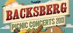 It`s Backsberg Picnic Concert time!