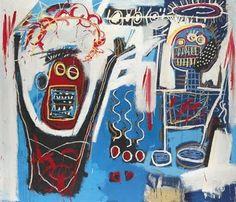 Jean Michael Basquiat...