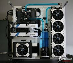 Take a look at this prestige Core P5 build from our good friend Mathieu Heredia from Watermod !!