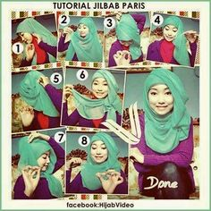 Gorgeous Hijab Style For Special Occasions Tutorial Hijab Modern, Hijab Style Tutorial, Muslim Fashion, Hijab Fashion, Turban, Muslim Girls, Hijab Outfit, Special Occasion, Casual Outfits