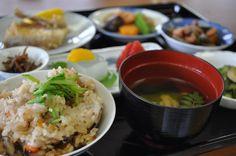 Octopus boiled rice - Ogijima