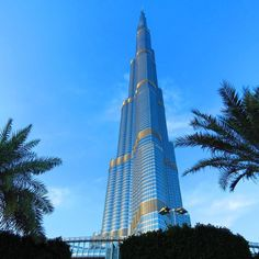 Hope you're not afraid of heights this #TravelersChoice winning landmark is the tallest building in the WORLD! To put into perspective it's possible to see the sunset twice during your visit by viewing it from different levels of the Burj Khalifa. Head over to TripAdvisor to read reviews on the top recommended tours for the astounding tower. by tripadvisor