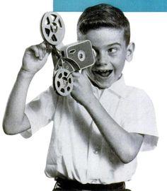 Argus hand movie viewer, 1962