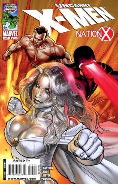 The Uncanny X-Men #515 - Nation X: Chapter 1 (Issue)
