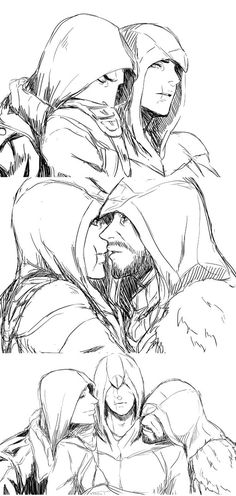 protocreed doodles 15 by Kyu3118.deviantart.com on @DeviantArt