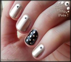 #NailArt - #vernis - #manucure - By Very-Beautyfolle !