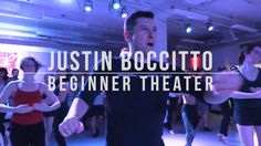 Beginner Theater with Justin Boccitto