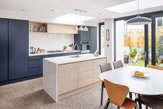 House Refurbishment and Extension to existing 1920's terraced house with modern kitchen and dining area