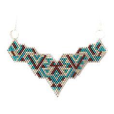 Beading Projects, Beading Tutorials, Beading Patterns, Beaded Earrings, Beaded Bracelets, Bead Crochet Rope, Seed Bead Necklace, Brick Stitch, Bead Art
