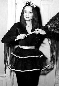 Morticia Addams