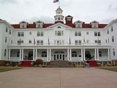 The Stanley Hotel - Estes Park, CO - The Shining