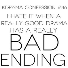 .@korean_dramas | Confession 46 | this happens way more than it should...  #kdramaconfession ... | Webstagram - the best Instagram viewer