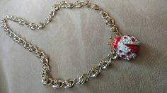 Check out this item in my Etsy shop https://www.etsy.com/listing/286626943/ladybug-necklaces-easter-jewelry