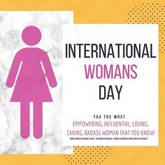 #internationalwomansday2020 #internationalwomansday Badass Women, Day, Nails, Finger Nails, Ongles, Nail, Nail Manicure
