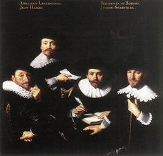 Kitty Foyle - Nicolaes Eliaszoon Pickenoy, Group Portrait of Regents of the Walloon Orphanage (1673).