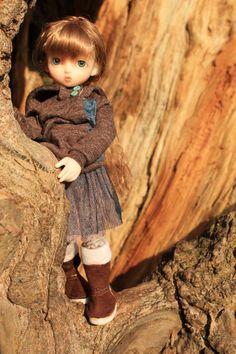 Island Doll Emily (Yo-SD)   Owner: Gait