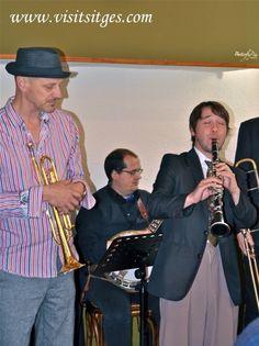 Música de Jazz en Bares y Restaurantes de Sitges por el Festival Jazz Antic de Sitges 2013